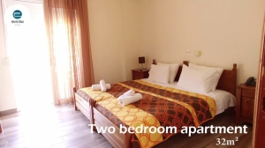 Quadruple Room, Evridiki Hotel: Fourka hotels Halkidiki rooms pool accommodation