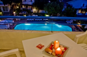 Triple Room, Evridiki Hotel: Fourka hotels Halkidiki rooms pool accommodation