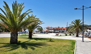 Skala Fourkas Chalkidiki, Evridiki Hotel: Fourka hotels Halkidiki rooms pool accommodation