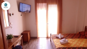 Double Room, Evridiki Hotel: Fourka hotels Halkidiki rooms pool accommodation